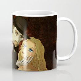 Let your fantasies unwind Coffee Mug