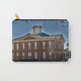 Cherokee Nation - Capitol in Tahlequah, No. 3 of 3 Carry-All Pouch