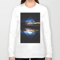 diamonds Long Sleeve T-shirts featuring Diamonds by Fostersean