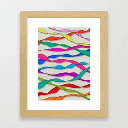 Celebration Framed Art Print