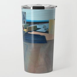 Nisja, urban landscape 118 Travel Mug