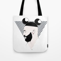 Beard01 Tote Bag