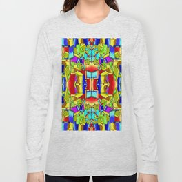 Pattern-105 Long Sleeve T-shirt