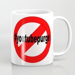 NoYouTubePurge Coffee Mug
