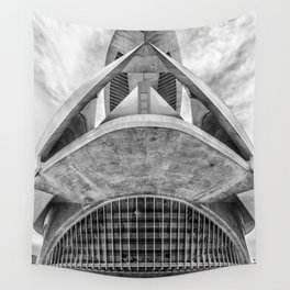 City of Arts and Sciences V | C A L A T R A V A | architect | Wall Tapestry