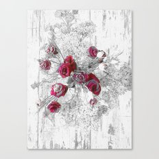 Victorian Blood Canvas Print