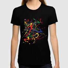 Pollock Remembered by Kathy Morton Stanion T-shirt