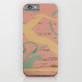 Deco Deer iPhone Case