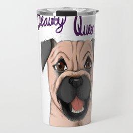 Beauty Queen Travel Mug
