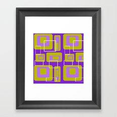 PUCK Framed Art Print