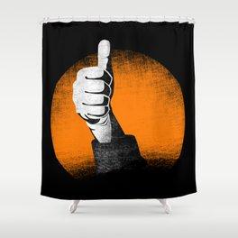 todo ok Shower Curtain