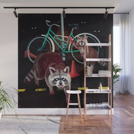 Lil' Thieves Wall Mural