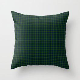 Sinclair Tartan Throw Pillow