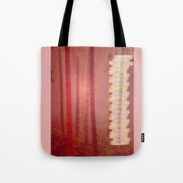 Get Lost With Me | Laal Motif Jewellery  Tote Bag
