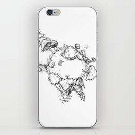 Smol Worl iPhone Skin
