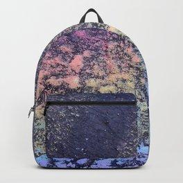 Sidewalk Rainbow Backpack