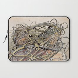 de hypterion II - Meta-Union - Biomechanic Love Laptop Sleeve