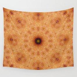 Sun Burst Mandala Wall Tapestry