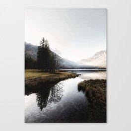 Mountain river 2 Canvas Print