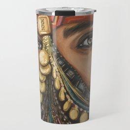 Bedouin Travel Mug