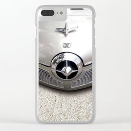 1951 Studabaker Hot Rod Clear iPhone Case