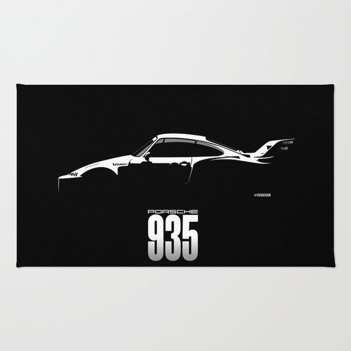 1976 Porsche 935 Rug