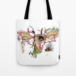 Mother of the men Tote Bag