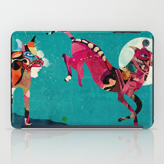 dogs iPad Case