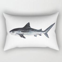 Tiger Shark (Galeocerdo cuvier) Rectangular Pillow