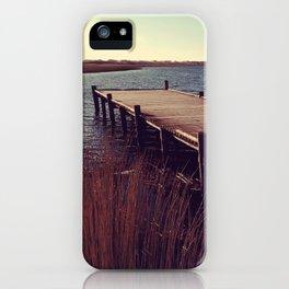 Denmark iPhone Case