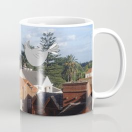 Flying with friends. Coffee Mug