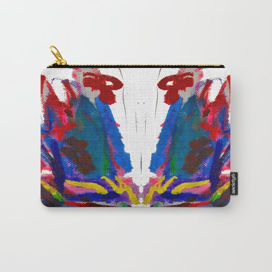 Doodles Paper by Elisavet Carry-All Pouch