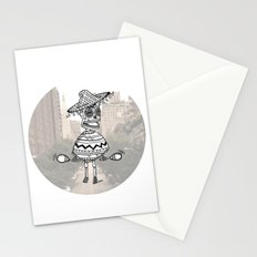 sombrero city party Stationery Cards