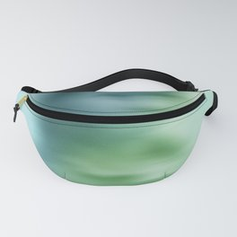 Blurry face Fanny Pack