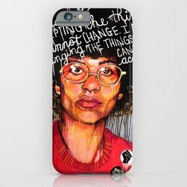 I Am No Longer iPhone Case