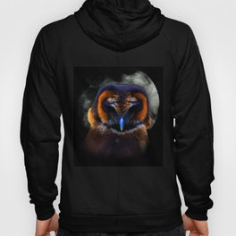 Chouette Sous La Lune / Owl Under The Moon Hoody