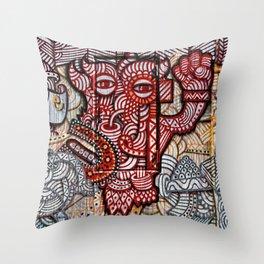 Wall-Art-024 Throw Pillow