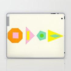 Shapes Within Shapes Laptop & iPad Skin