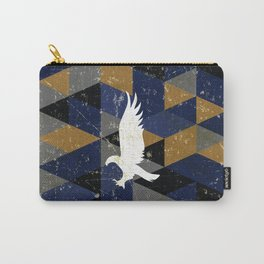Ravenclaw House Pattern Carry-All Pouch
