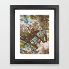 Early April Framed Art Print