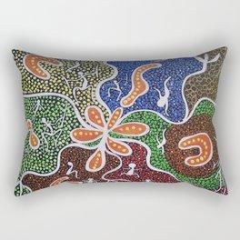 THE KUNJA YARNING Rectangular Pillow