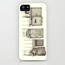 Delivery Options iPhone Case