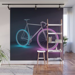 Fixed Gear Wall Mural