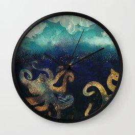 Underwater Dream II Wall Clock