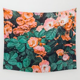Vintage Blossom || #photography #nature #digitalart Wall Tapestry