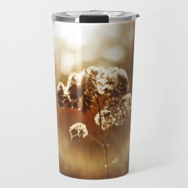Autumnal Glow Travel Mug