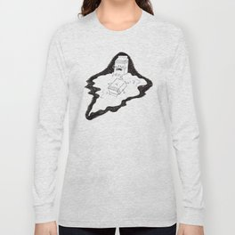 don't cry over spilt milk Long Sleeve T-shirt