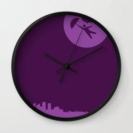 WTF? Paraguas! Wall Clock