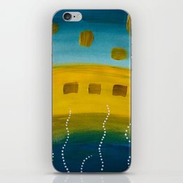 Sea&Sand iPhone Skin
