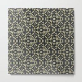 Medieval Stone Texture Metal Print